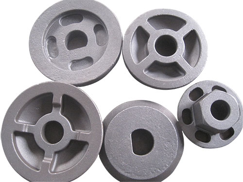Industrial accurate cast steel