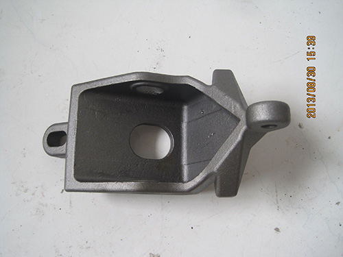 Cast of stainless steel valve